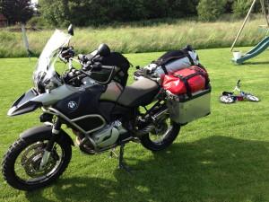 Tout connaitre sur le camping à moto